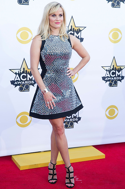 Reese Witherspoon wearing Moray