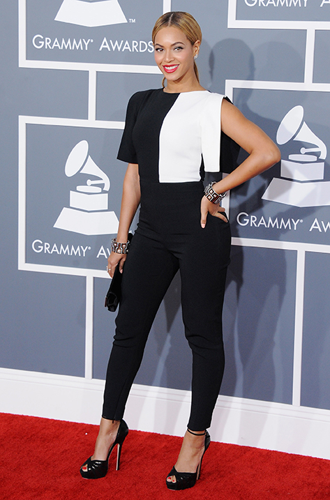 2013 Beyonce at the Grammys