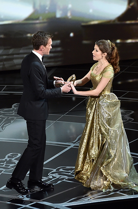 2015 Oscars Opening Number
