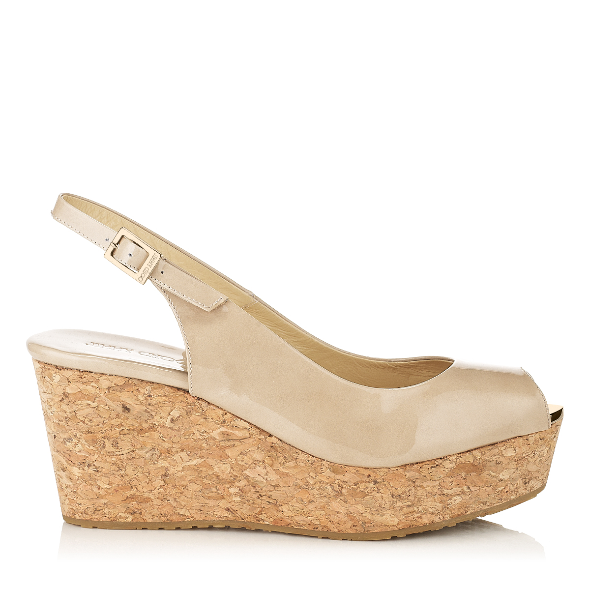 c0f6746e288c Nude Wedges With Strap - Buy Best Nude Wedges With Strap from Fashion  Influencers