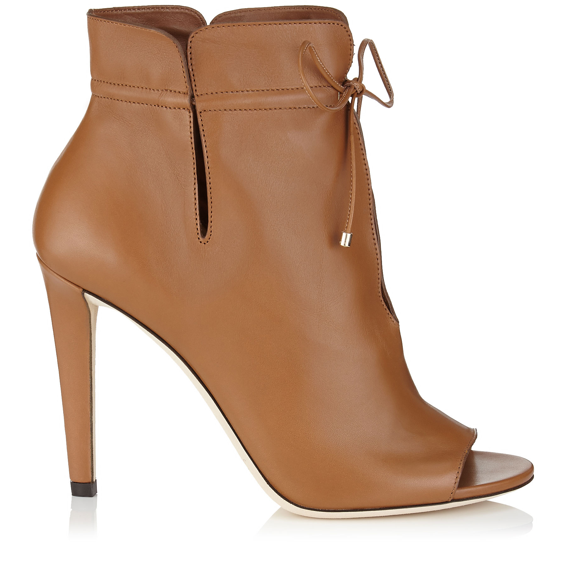MEMPHIS 100 Canyon Soft Leather Ankle Booties