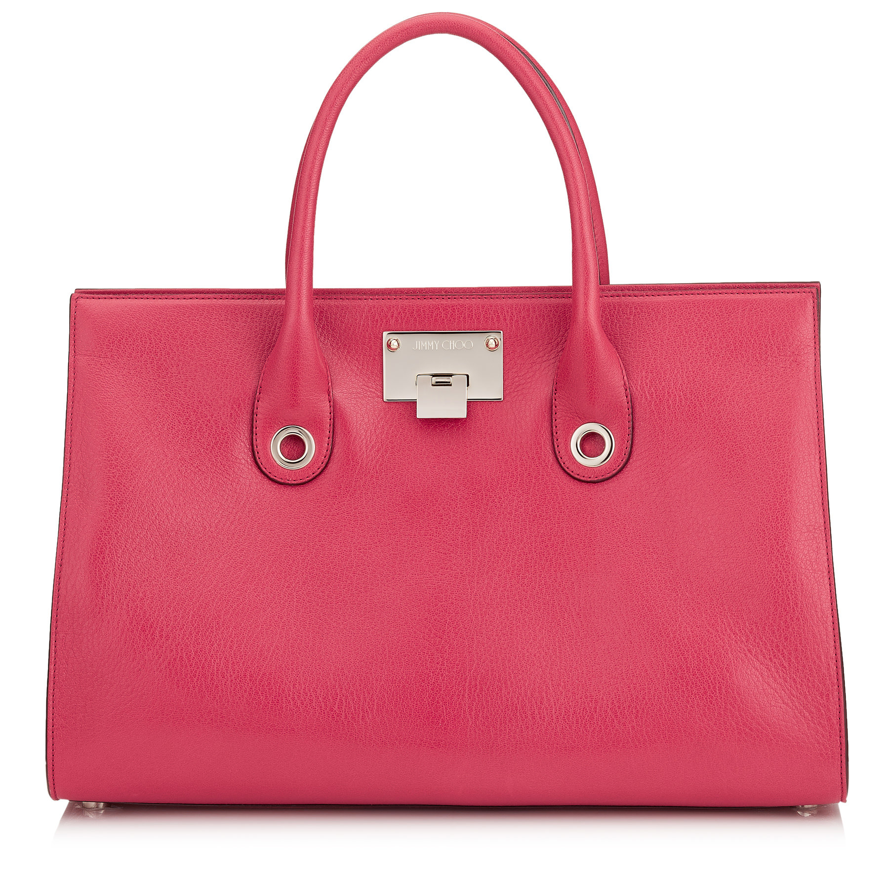 RILEY Dahlia Soft Grained Goat Leather Tote Bag