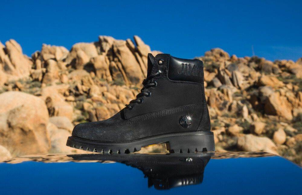 Shop the Jimmy Choo x Timberland Collaboration