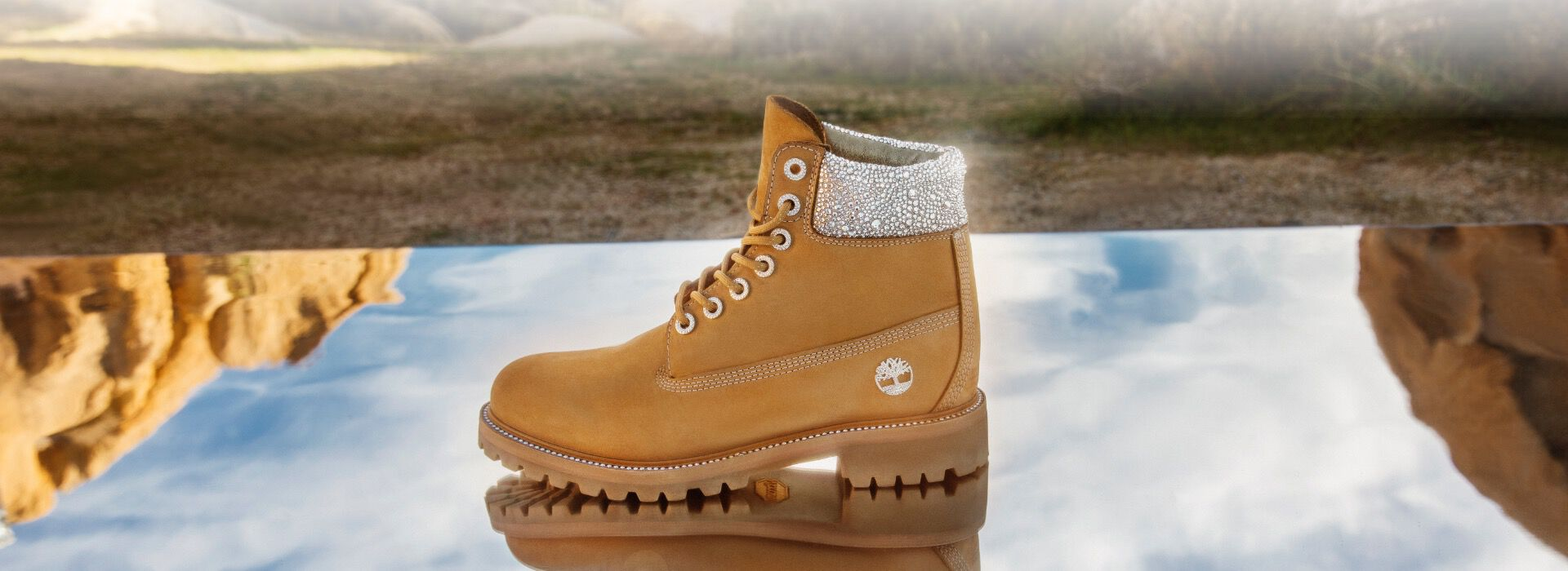 Shop the Jimmy Choo x Timberland Collection