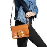 Jimmy Choo MADELINE SHOULDER BAG - image 2 of 5 in carousel