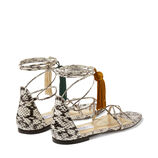 Jimmy Choo DUSTI FLAT - image 5 of 5 in carousel