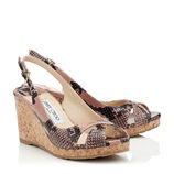Jimmy Choo AMELY 80 - image 3 of 5 in carousel