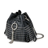 Jimmy Choo CALLIE DRAWSTRING/S - image 4 of 6 in carousel