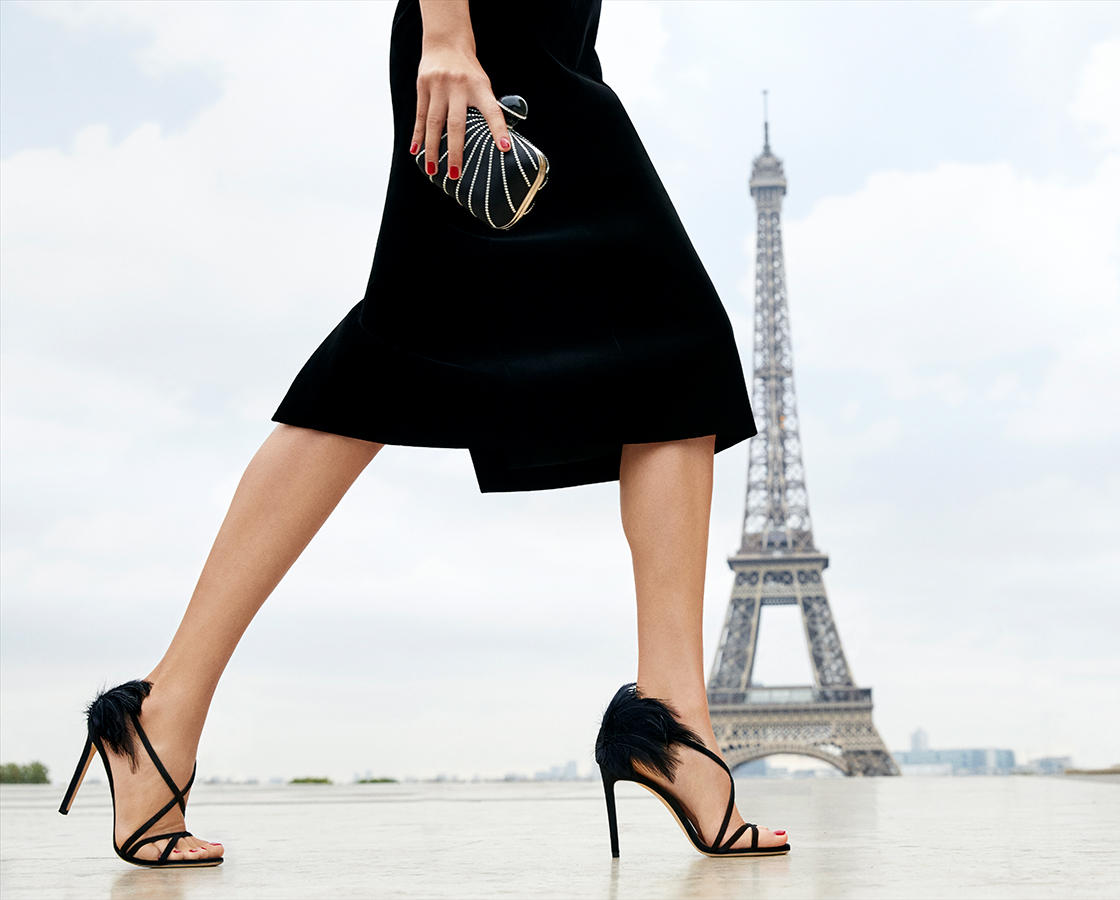 Introducing Jimmy Choo x NET-A-PORTER