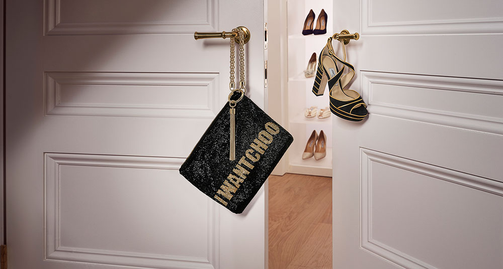 Jimmy Choo Autumn Winter 2018 CALLIE and APRIL
