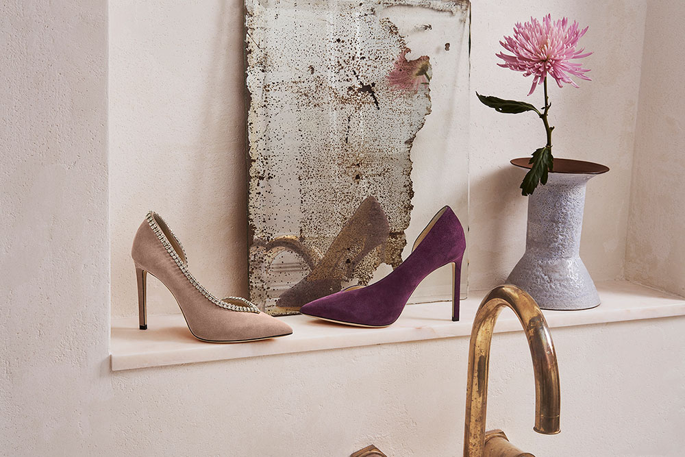 Jimmy Choo Autumn Winter 2018 LILIAN and SOPHIA