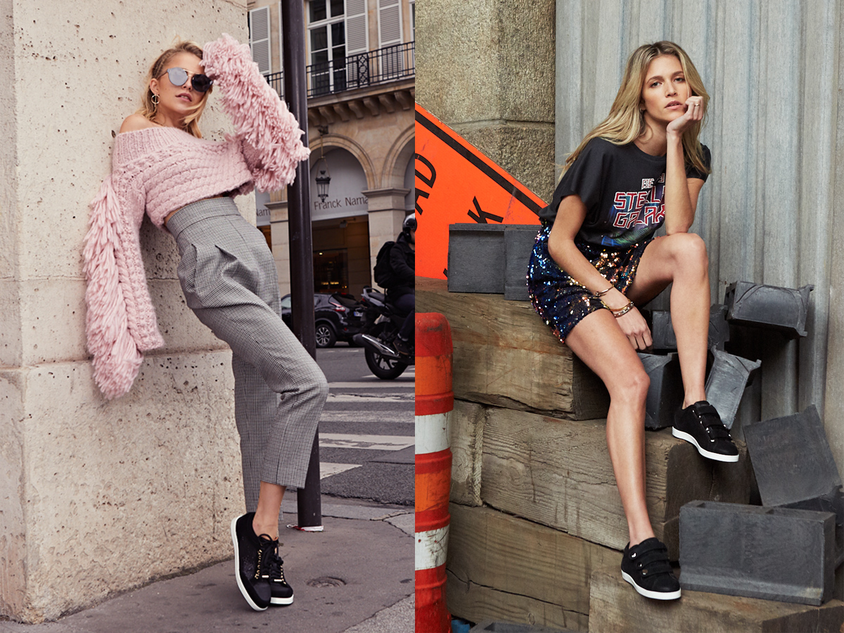 Sneakers Style Challenge