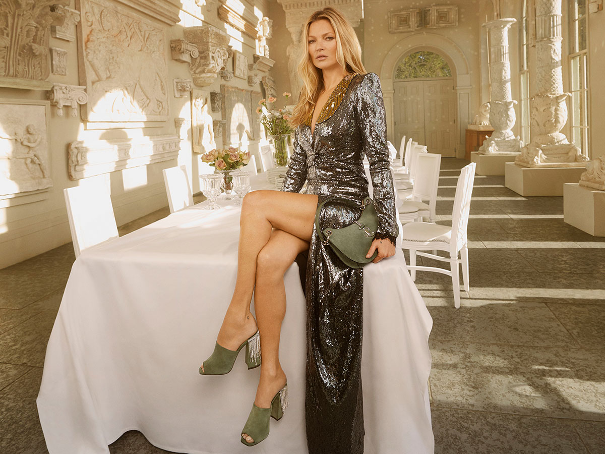 In My Choos - Kate Moss