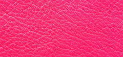 FLUORESCENT GRAINED GOAT LEATHER