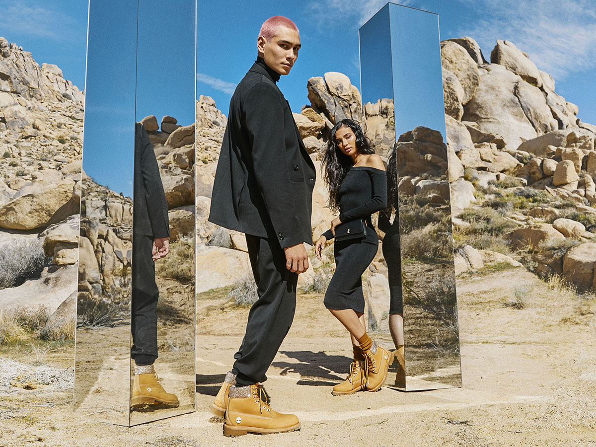 Introducing the Jimmy Choo x Timberland Collaboration