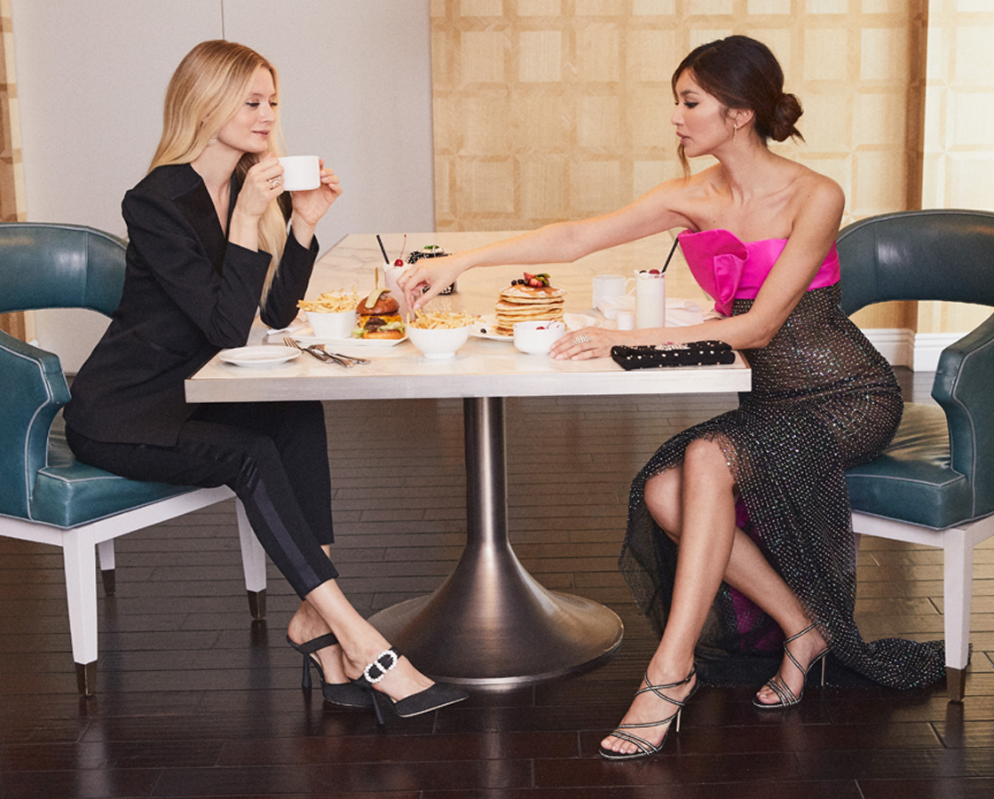 Q&A With Actress Gemma Chan's Red Carpet Stylist Rebecca Corbin-Murray