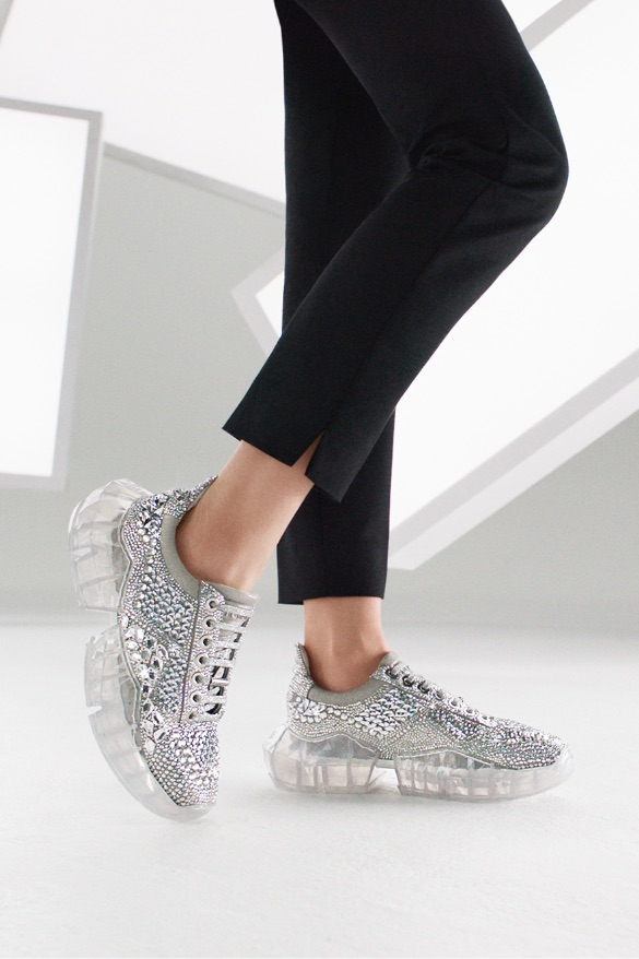 Shop The New Diamond Sneaker