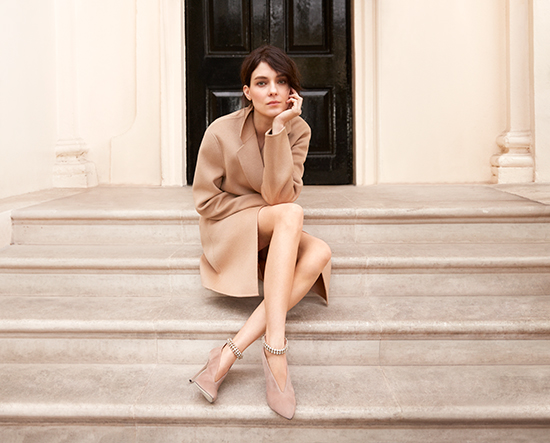 Introducing the Jimmy Choo Autumn Winter 2017 collection