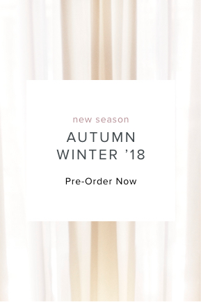 AW '18 Pre-order is open